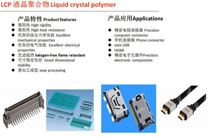 LCP产品应用
